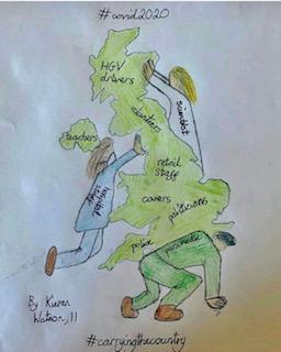 Kieran Age 11